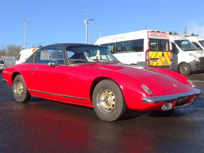 Lot 33 - 1970 Lotus Elan +2S