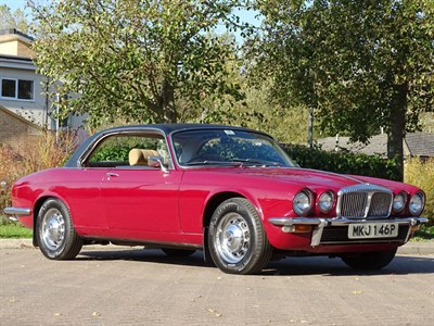 Lot 95 - 1976 Daimler Sovereign 4.2 Coupe