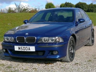 Lot 27-2000 BMW M5