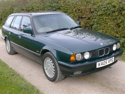 Lot 96 - 1992 BMW 525iX Touring