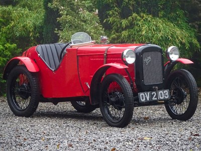 Lot 24 - 1931 Austin Seven Ulster Evocation