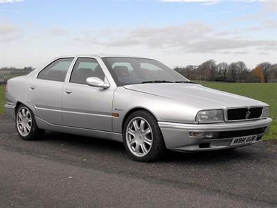 Lot 15-2000 Maserati Quattroporte V8 3.2 Evoluzione