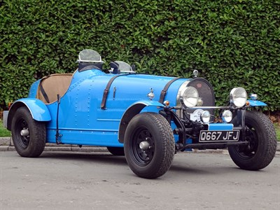 Lot 52 - 1988 Bugatti Type 35 Evocation