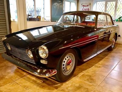 Lot 28-1963 Bristol 408