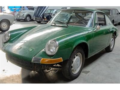 Lot 39-1967 Porsche 912