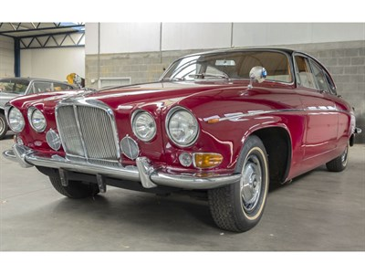 Lot 91 - 1970 Jaguar 420G