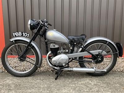 Lot 170-c.1949 O.E.C. 198cc