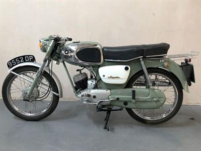 Lot 49-1964 Suzuki K10