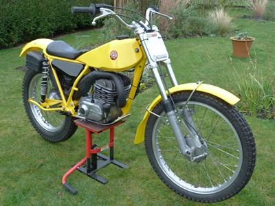 Lot 128-1978 Bultaco Sherpa T 250