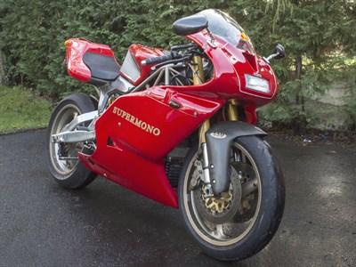 Lot 110-1993 Ducati Supermono