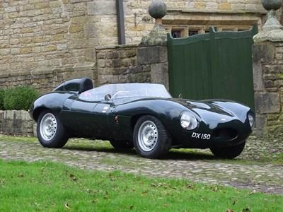 Lot 6-1977 Jaguar D-Type Evocation