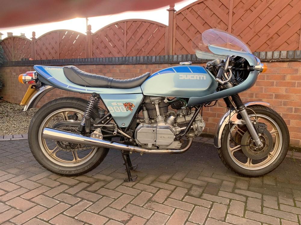 Lot 14 - 1980 Ducati 900 SS Darmah