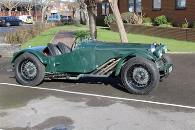 Lot 49-1934 Triumph Gloria 3.3 Litre Special