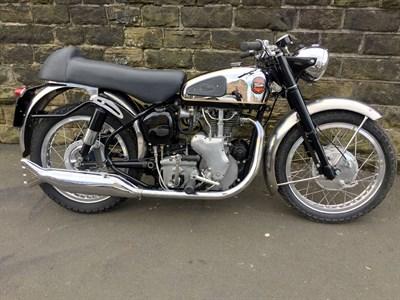 Lot 93-1959 Velocette Venom