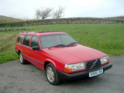 Lot 43-1993 Volvo 940 Turbo Estate