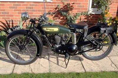 Lot 98-1928 Royal Enfield 2 1/4hp