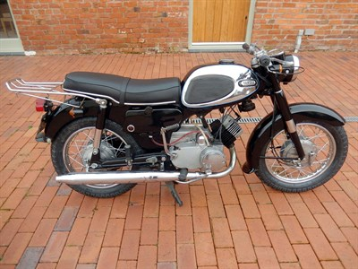 Lot 99-1967 Yamaha YA-6