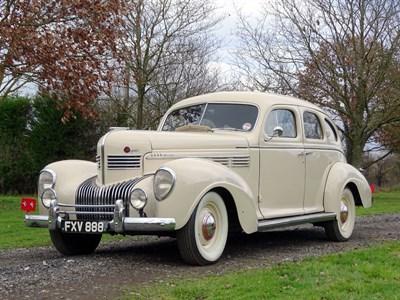 Lot 68-1939 Chrysler Imperial Sedan