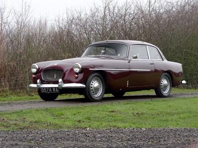 Lot 26-1961 Bristol 406