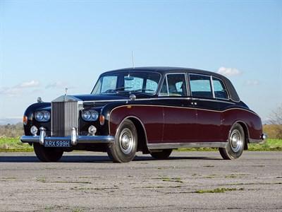Lot 69-1969 Rolls-Royce Phantom VI Limousine