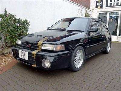 Lot 13-1992 Mazda Familia GTR