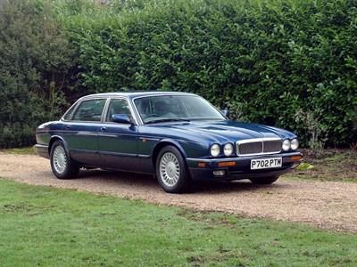 Lot 1-1996 Jaguar Sovereign 4.0 LWB