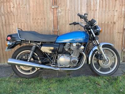 Lot 157-1978 Suzuki GS1000E