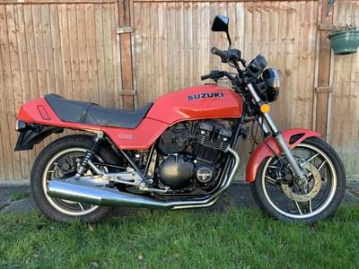 Lot 158-1983 Suzuki GS1100E