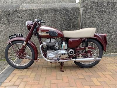 Lot 101 - 1955 Ariel Fieldmaster KH
