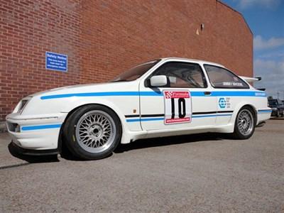 Lot 96-c.1992 Ford / BBR Sierra RS500 Cosworth Racecar