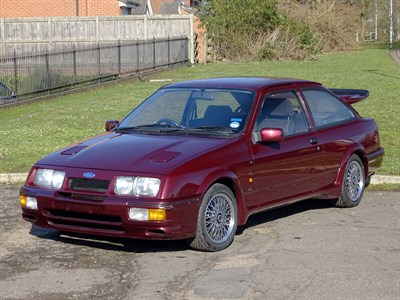 Lot 34-c.1992 Ford / BBR Sierra RS Cosworth '4x4'