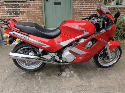 Lot 106-1991 Triumph Trophy 1200