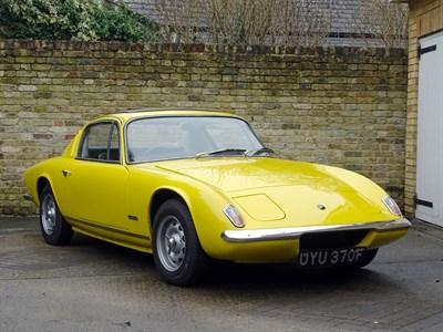 Lot 9-1968 Lotus Elan +2