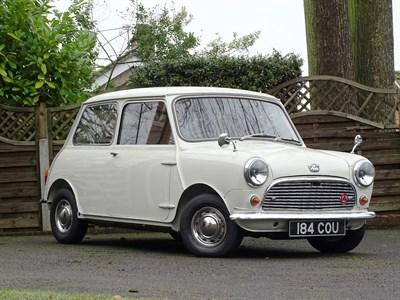 Lot 2-1961 Austin Seven Mini