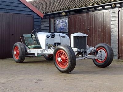 Lot 55-1947 Allard J1