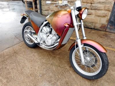 Lot 138-1995 Aprilia Moto 6.5