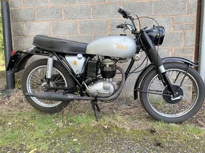Lot 6-1967 BSA B40