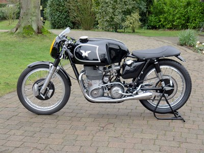 Lot 107-1957 Matchless G45