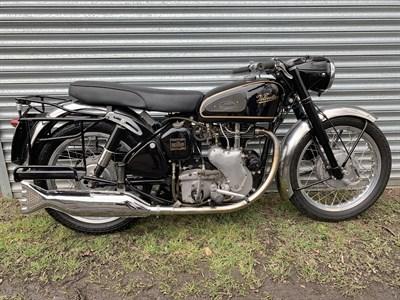 Lot 132-1963 Velocette Viper