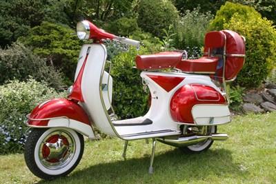Lot 131-1961 Vespa 150