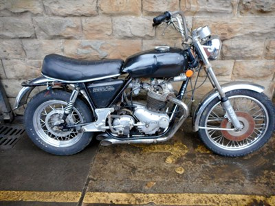 Lot 6-1972 Norton Commando 750
