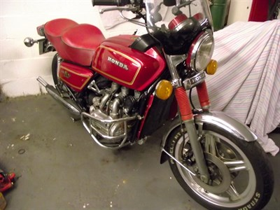 Lot 67-1979 Honda GL1000 Gold Wing