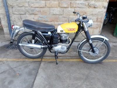 Lot 169-1970 BSA B40