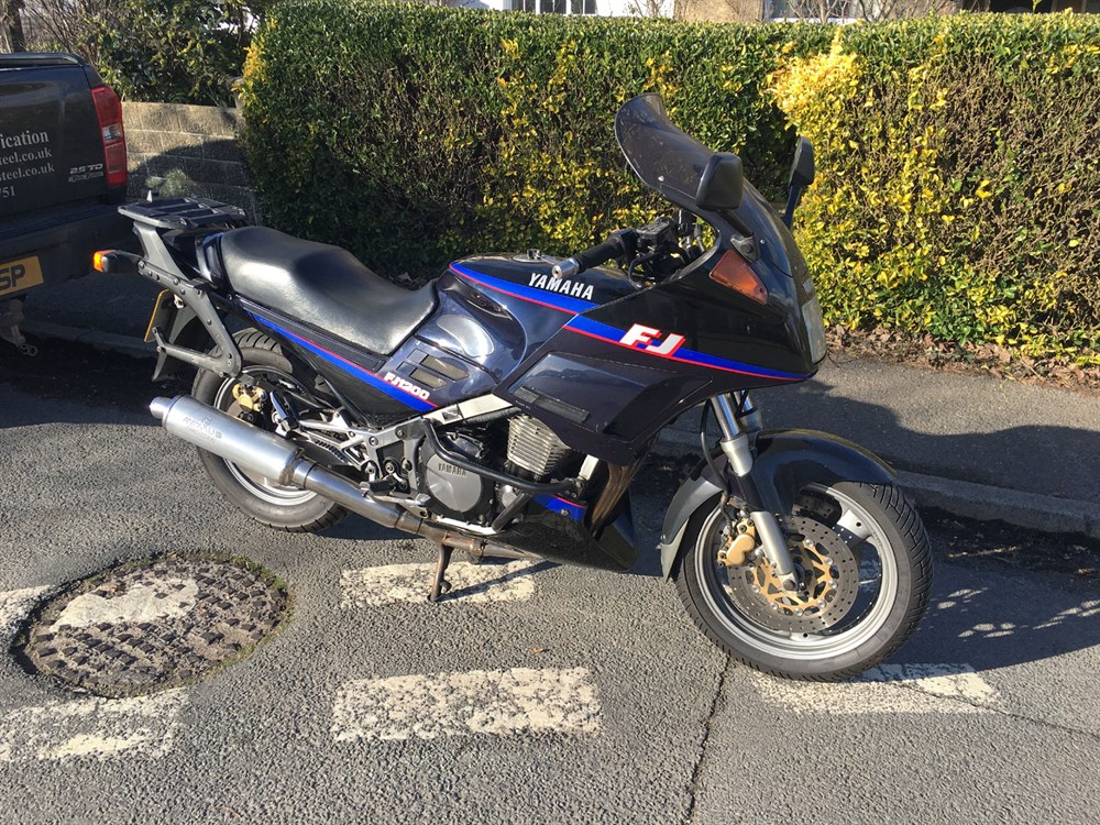 Lot 71 - 1994 Yamaha FJ1200