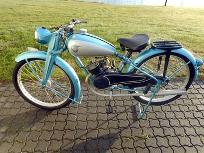 Lot 162-c.1952 NSU Quick