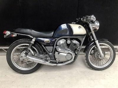 Lot 25-1995 Yamaha SRV250