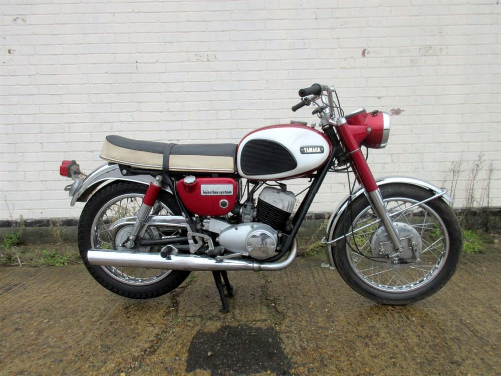 Lot 20-1967 Yamaha YM1