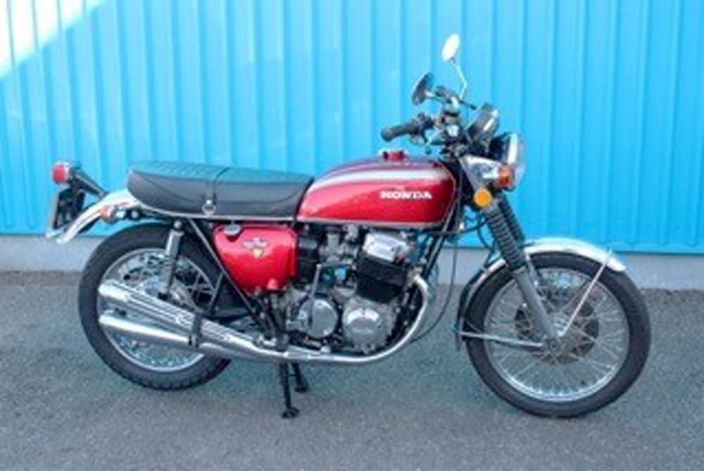 Lot 86-1972 Honda CB750 K2