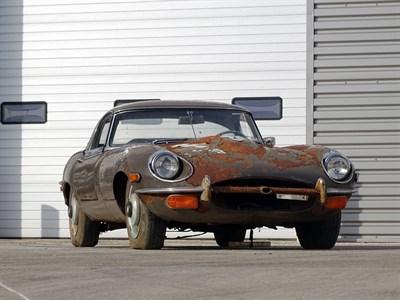 Lot 96-1969 Jaguar E-Type 4.2 Roadster