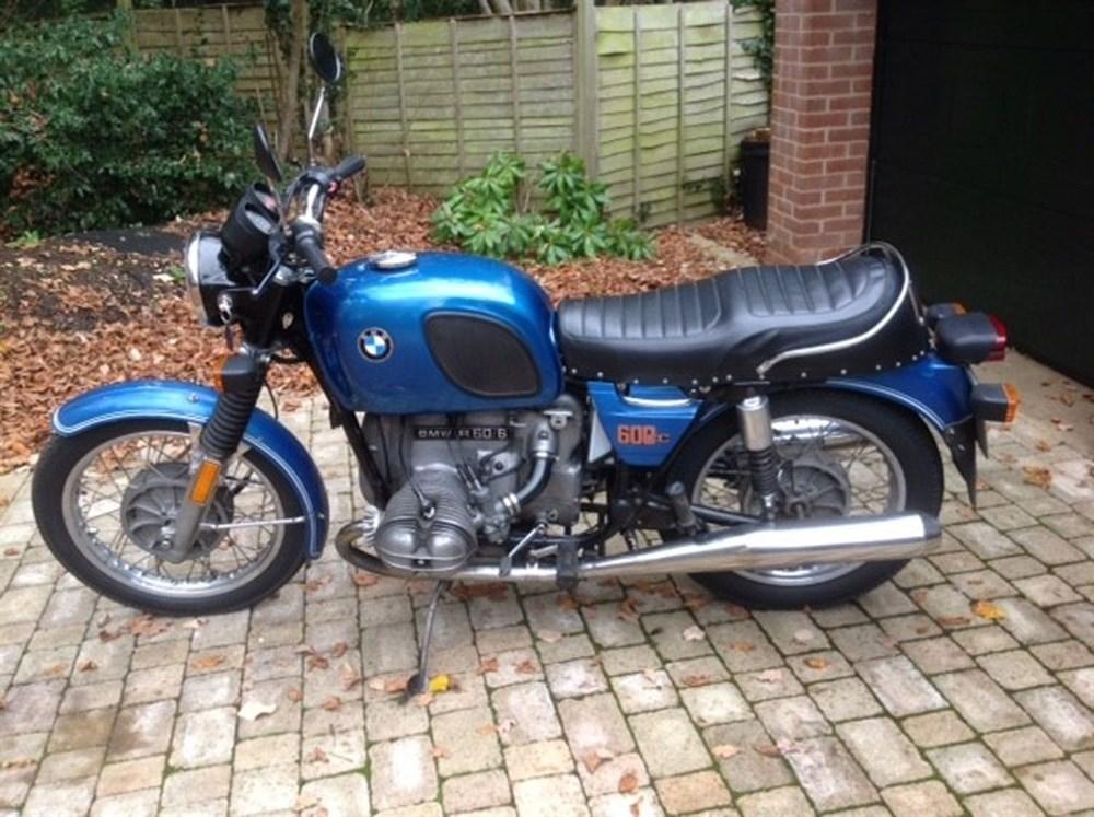 Lot 83-1975 BMW R60/6